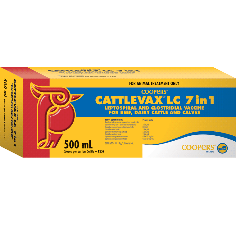 Cattlevax LC 7 in 1